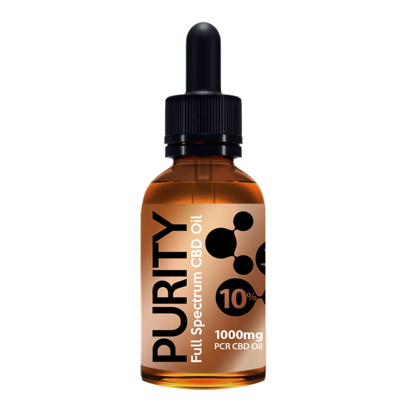 Full spectrum CBD Oil Zero THC